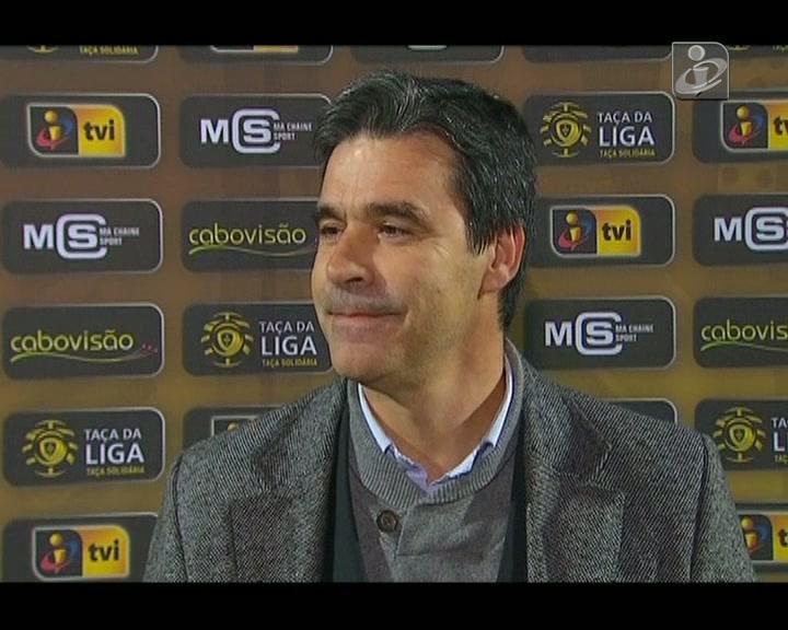 Penafiel vai «quitar o Fiat Punto» para o Benfica