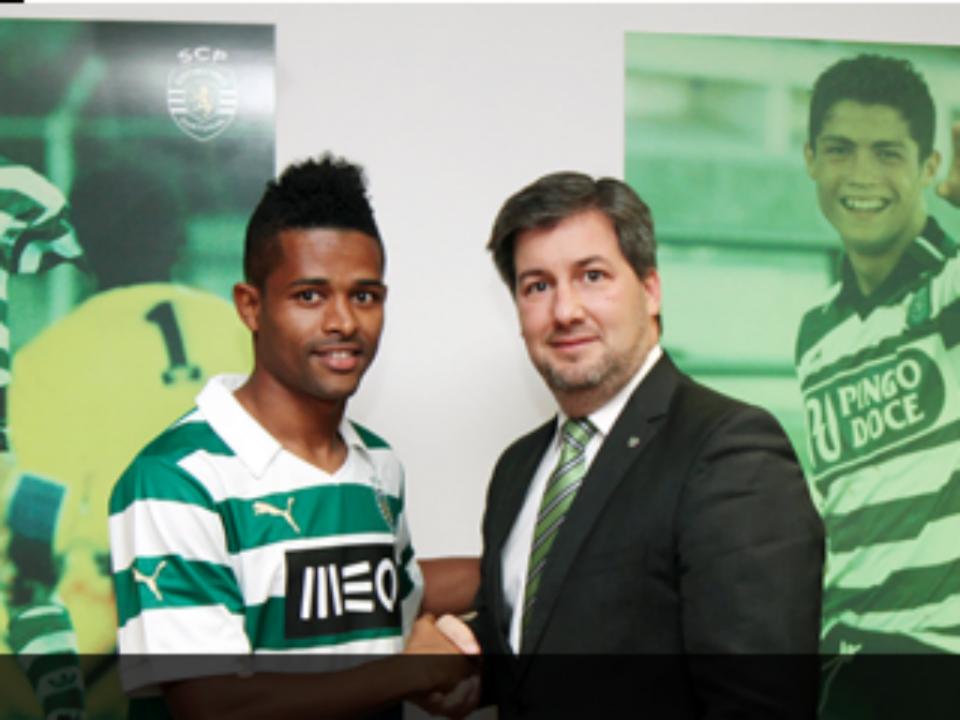 81a90a034e Sporting  agente Paulo Teixeira processa Heldon