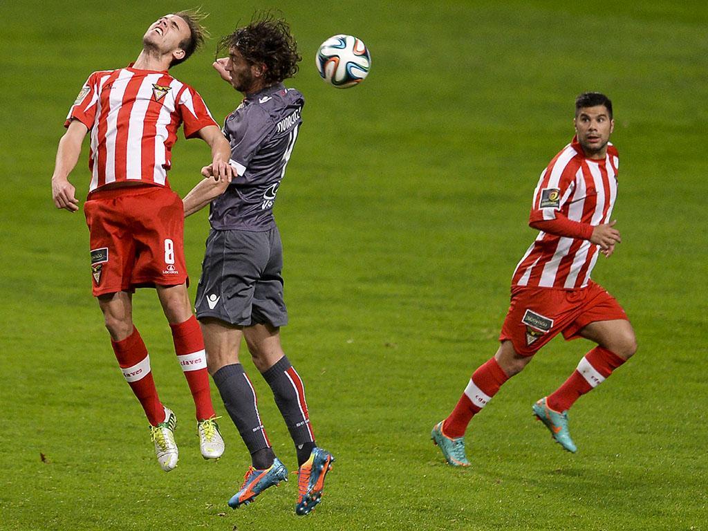 Fernando Valente (D. Aves): «Acabou o sonho»