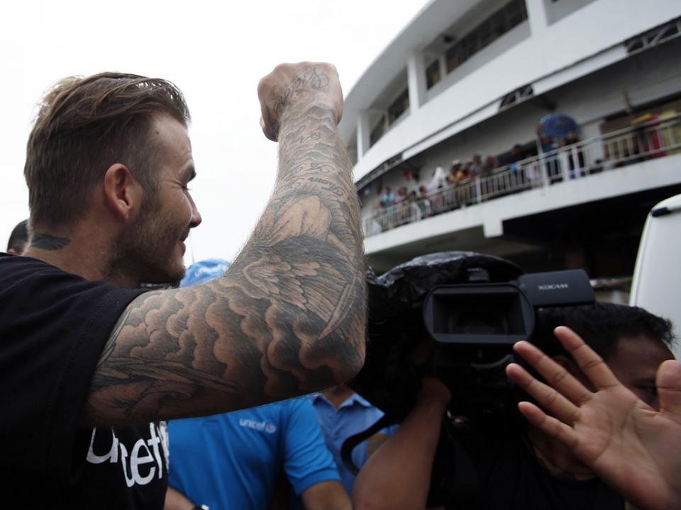 Inter Miami vai ser o nome da equipa de David Beckham