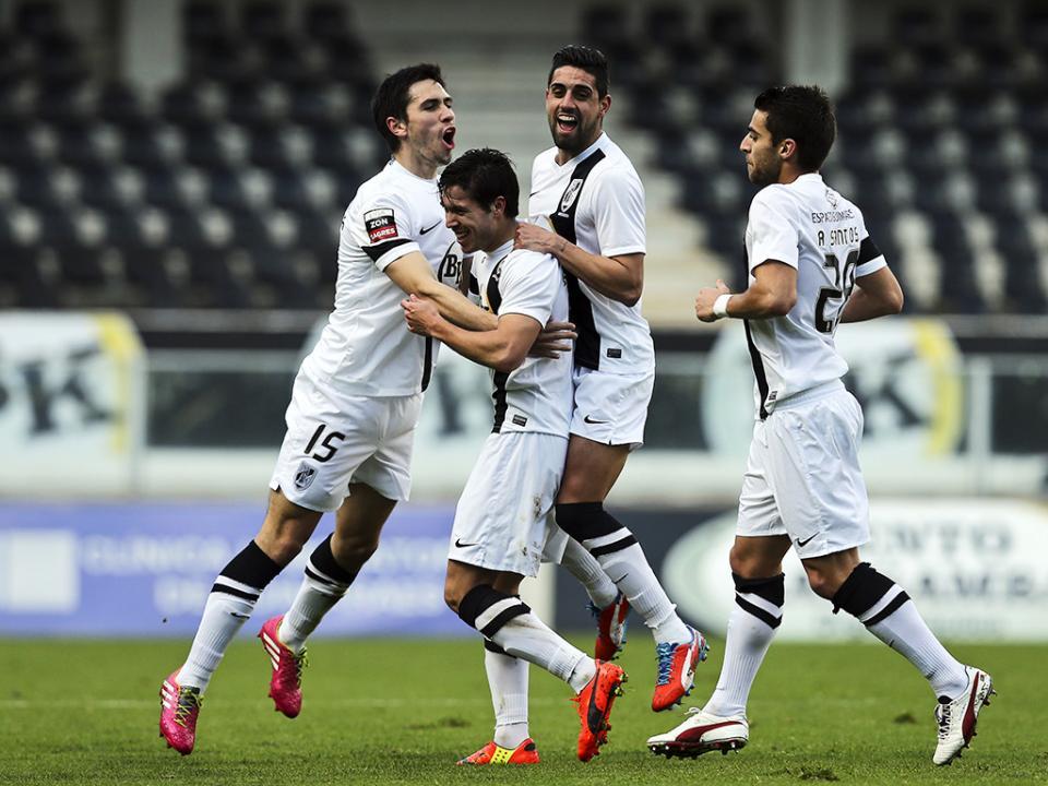 V. Guimarães recebeu comitiva de um clube líbio  848f2b70d8434