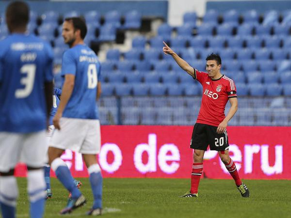 Belenenses-Benfica, 0-1 (crónica)