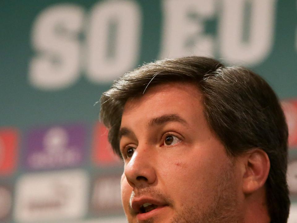Bruno de Carvalho: «Os fundos estão a matar os clubes»