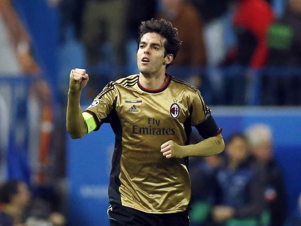 OFICIAL: Kaká anuncia adeus aos relvados