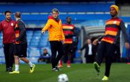 Treino do Galatasaray (Reuters)