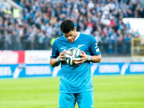 Hulk: «Racismo acontece em quase todos os jogos na Rússia»