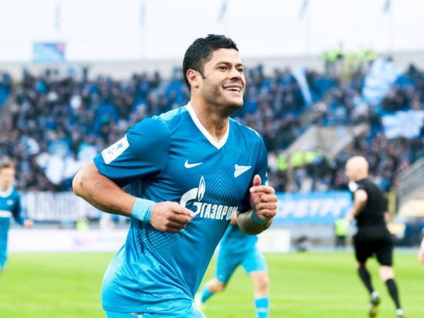 VÍDEO: Zenit vence com golaço e assistência de Hulk