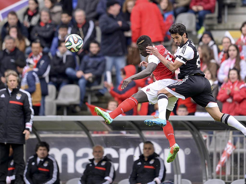 Benfica: Sílvio garantido por mais uma temporada