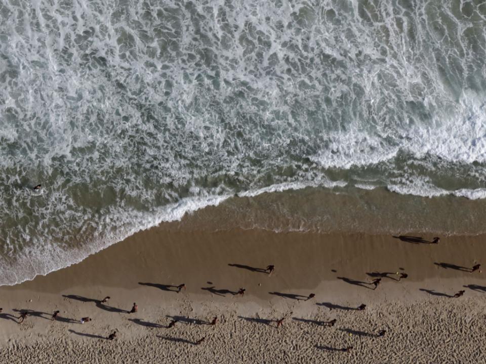 Futebol de praia: Sporting volta a perder no Mundialito