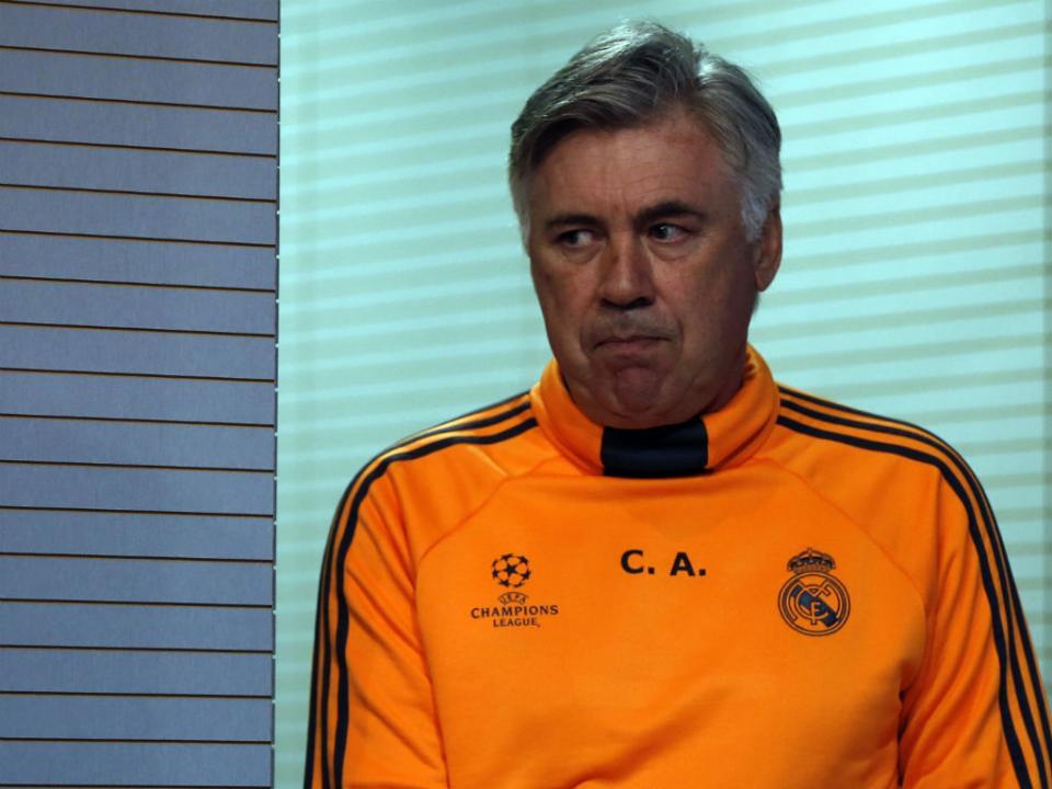 Ancelotti e o Clássico: «Não há jogo no mundo que tenha esta qualidade»