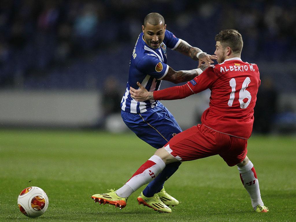 FC Porto vs Sevilha (REUTERS)