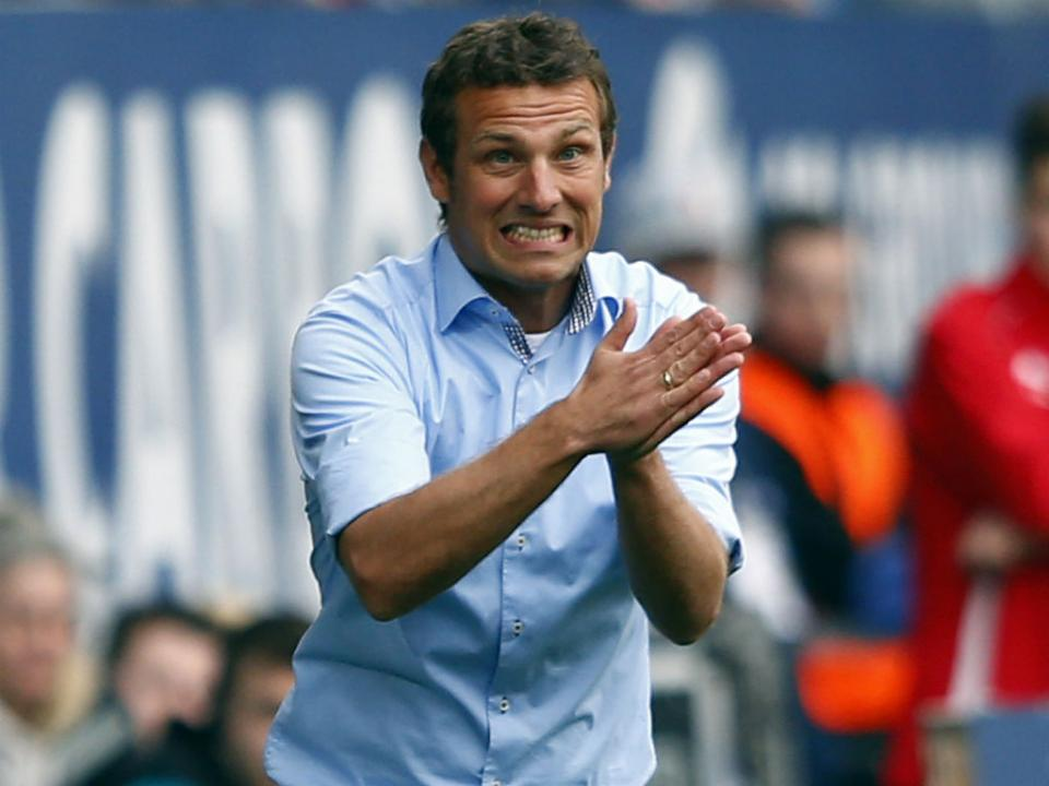 OFICIAL: Markus Weinzierl é o novo treinador do Estugarda