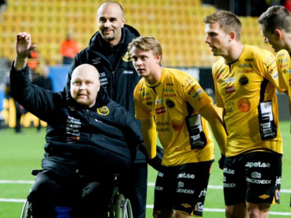 Faleceu Klas Ingesson, o sueco que não desistiu de lutar