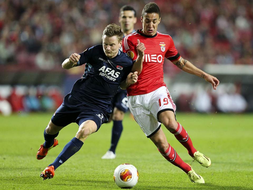 Rodrigo recorda Benfica: «Foi pena a Liga Europa»