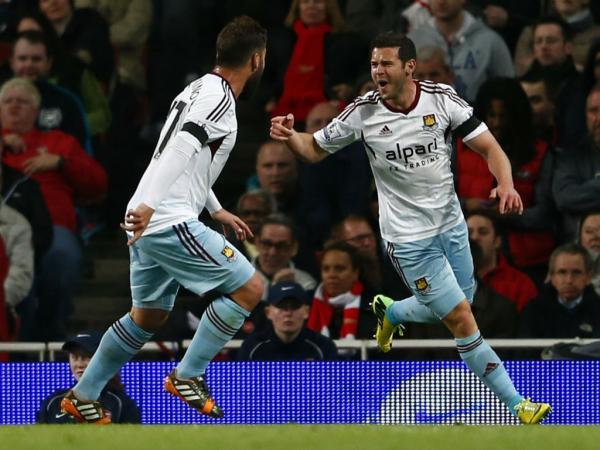 Hull City e West Ham empatam no fecho da 4ª jornada