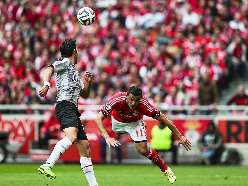 Benfica campeão: todos os marcadores dos golos