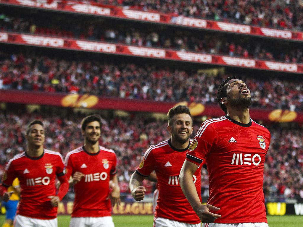 Garay: TAS dá razão ao Benfica e nega provimento a queixa do Real Madrid