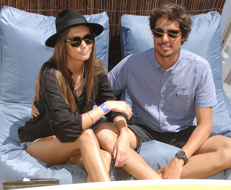 Francisco Alves: Famosos No Portugal Open 2014