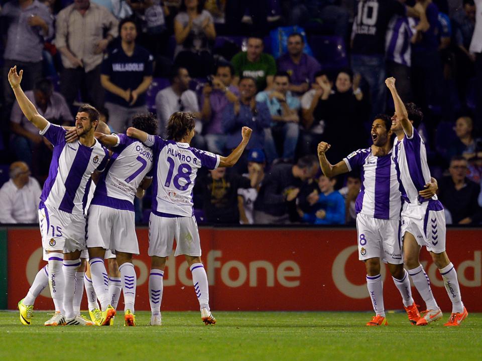 Espanha: Valladolid com um pé na I Liga