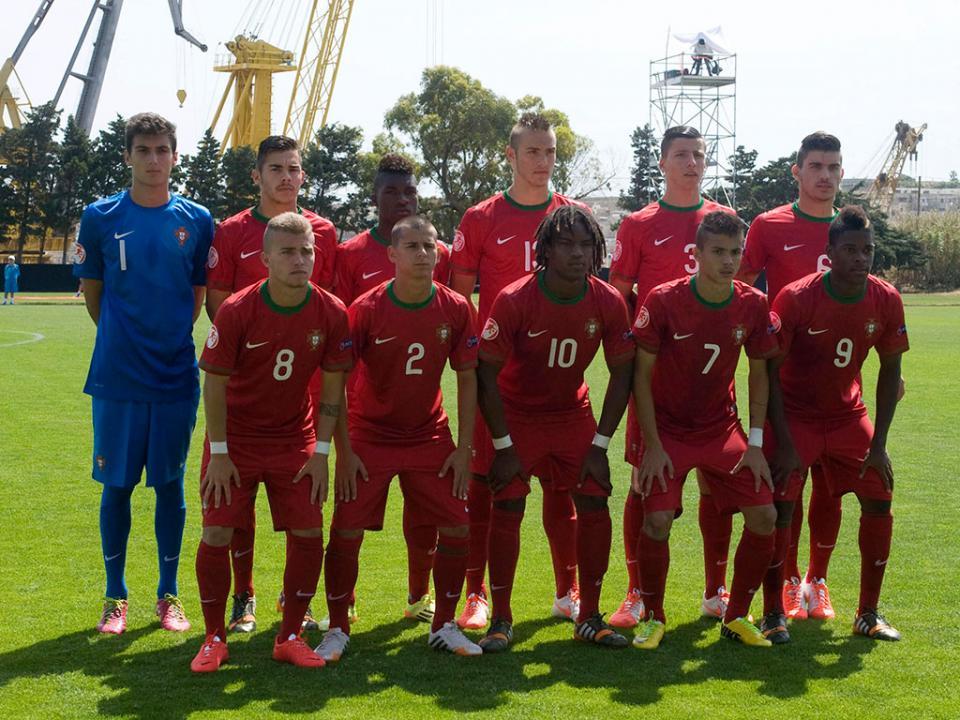 ... Ronda de Elite. Redação. Sub-17  Portugal 535d6bf3ad69e