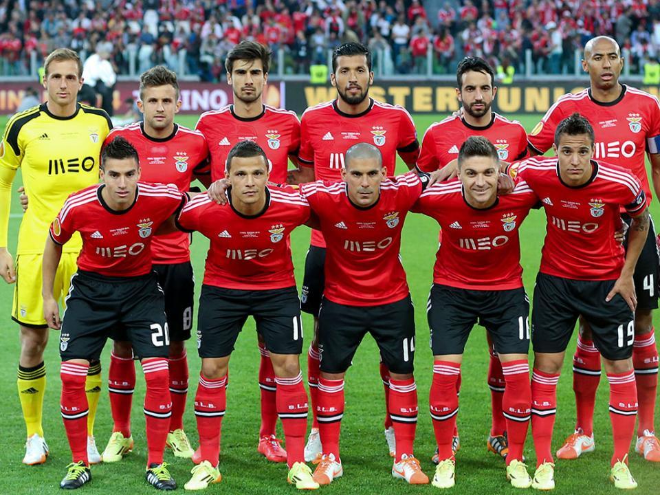 Benfica recebido na Câmara de Lisboa