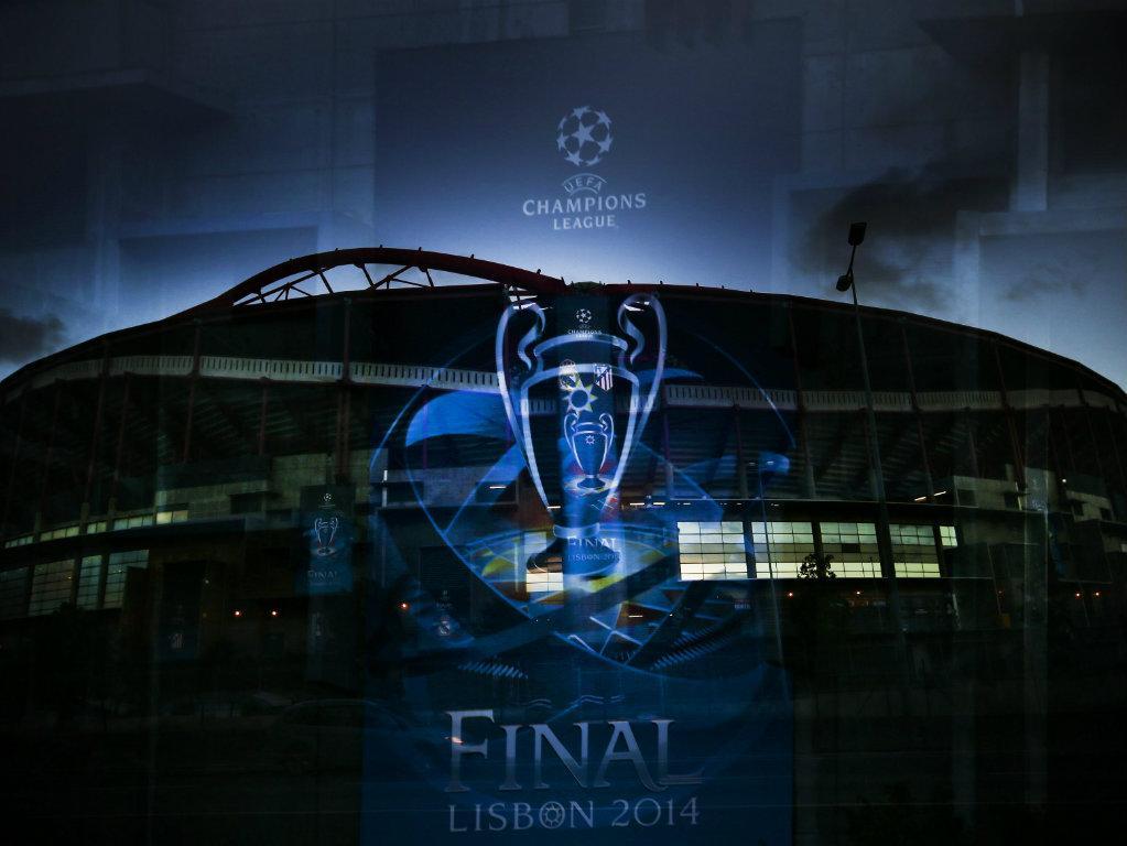 Estádio da Luz candidato à final da Champions 2020
