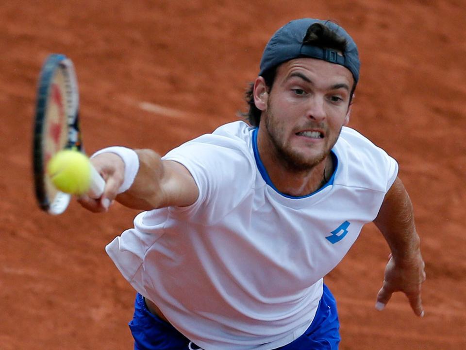 João Sousa volta a cair à primeira num torneio ATP