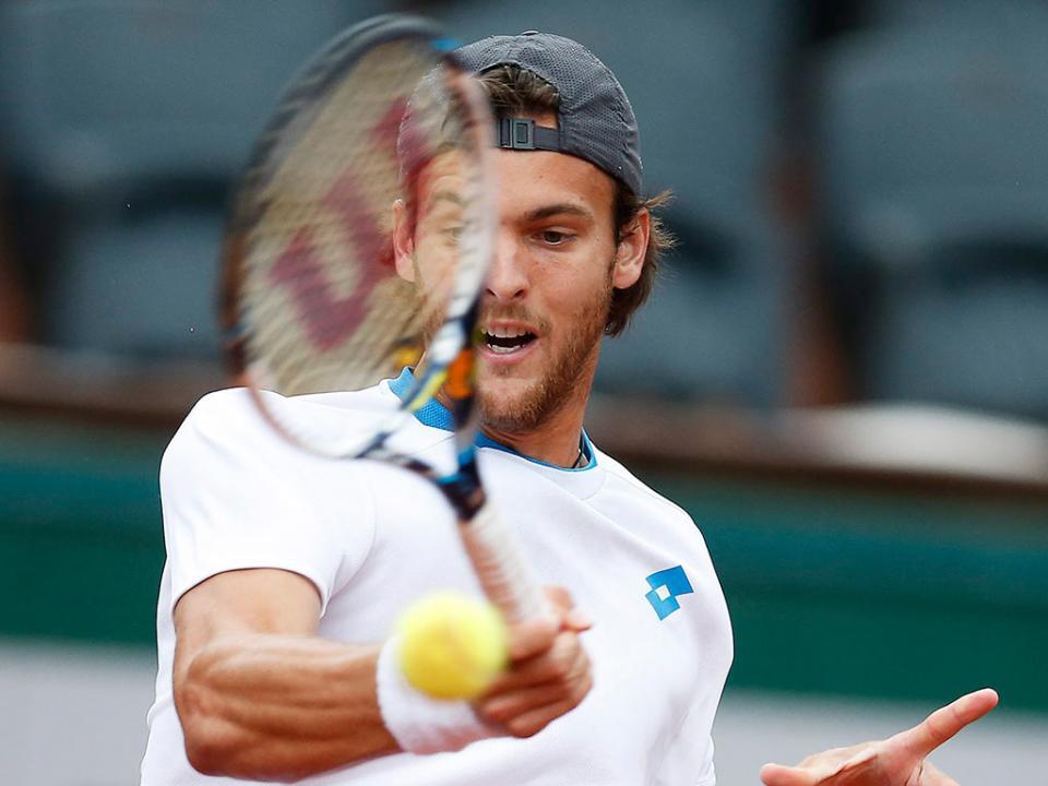 Ranking ATP: João Sousa sai do top-50