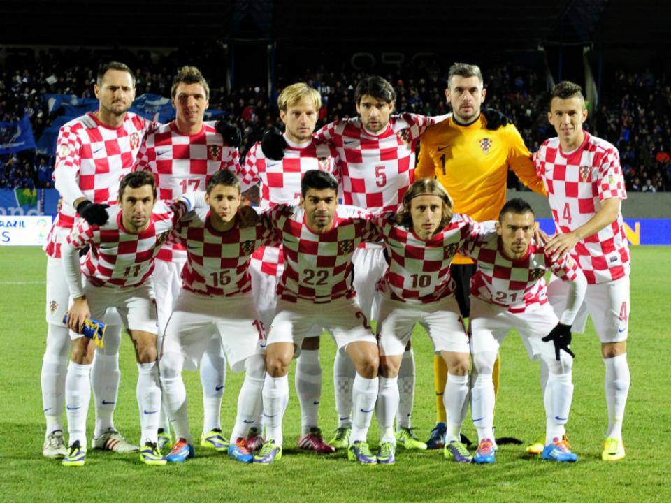 Croácia: a esperança nos pés de Modric e Rakitic