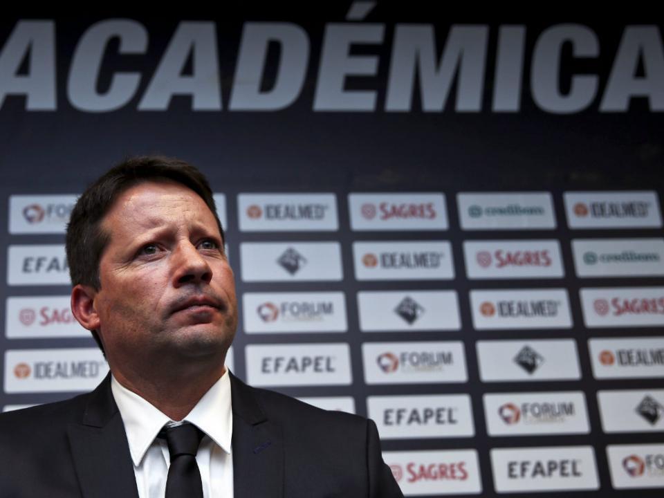 Paulo Sérgio: «Ninguém quer ganhar mais do que eu»