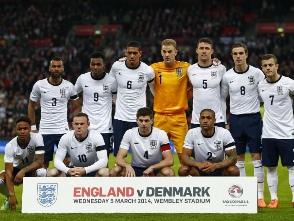 Inglaterra: até pode correr bem se Hodgson não inventar