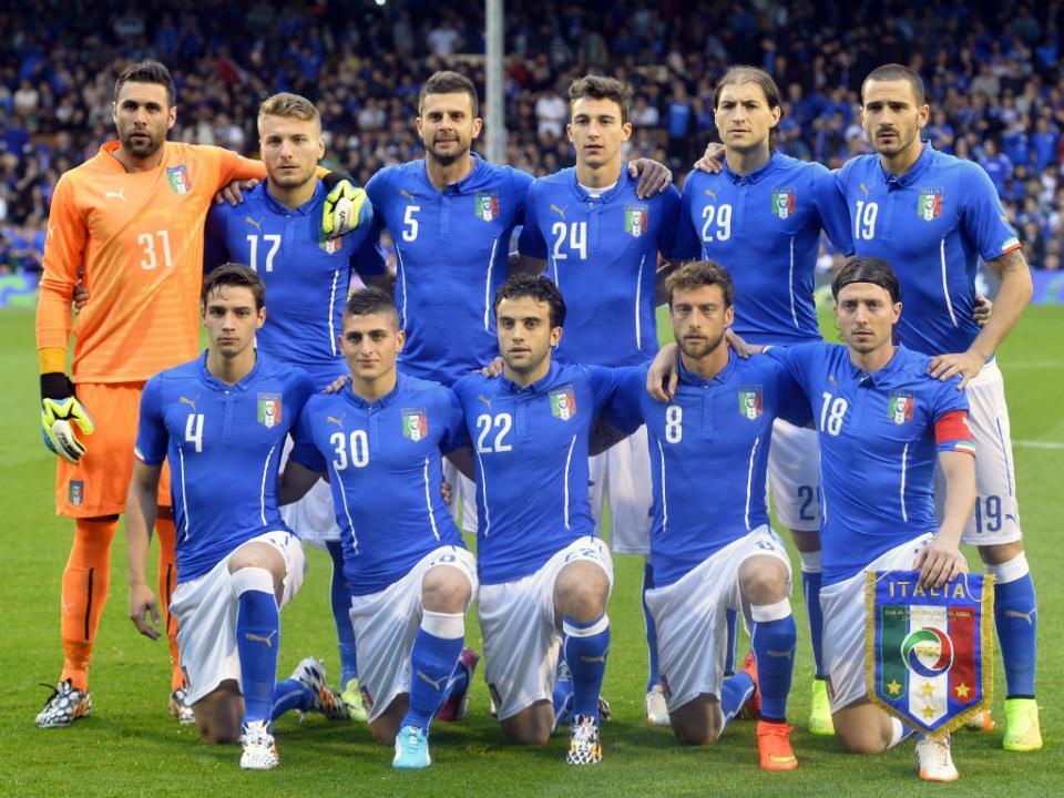 Mundial-2014  Mirante junta-se à seleção de Itália como prevenção ... 4521e34b1c1c3