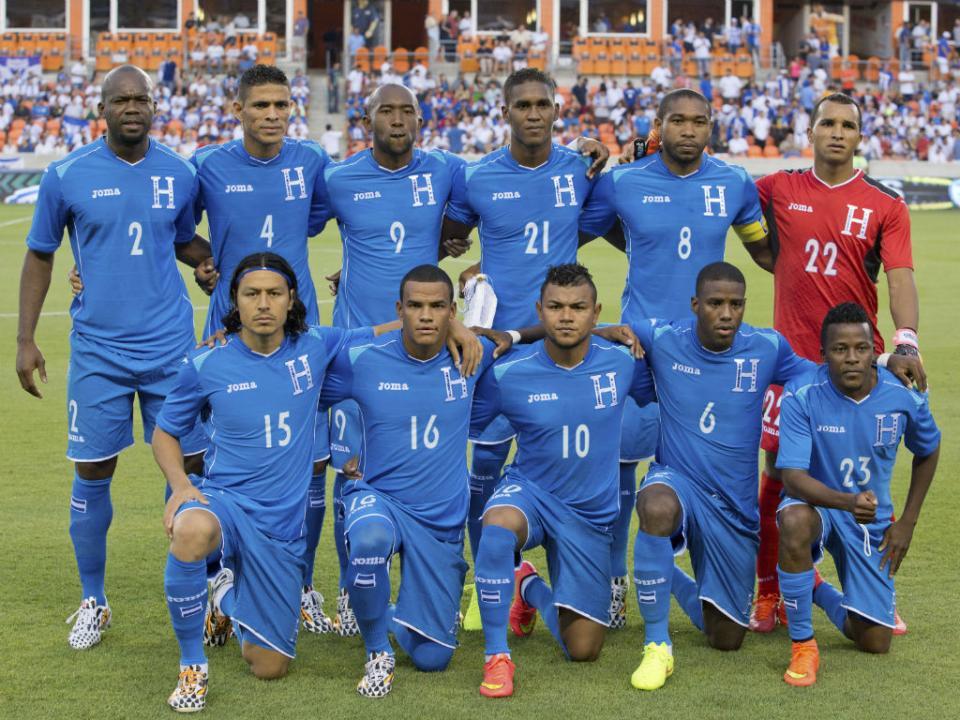 Para as Honduras já seria bom marcar... um golo