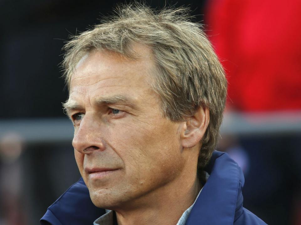Filho de Klinsmann vai estrear-se pelo Hertha