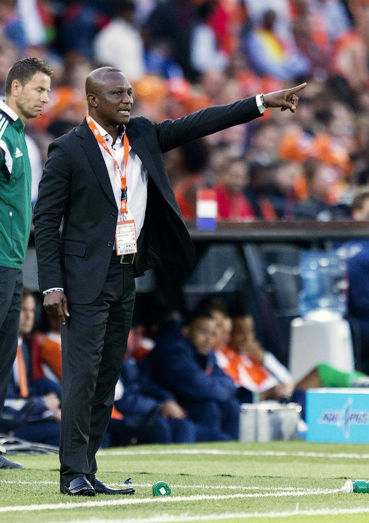 Selecionador do Gana não quer foco em Cristiano Ronaldo