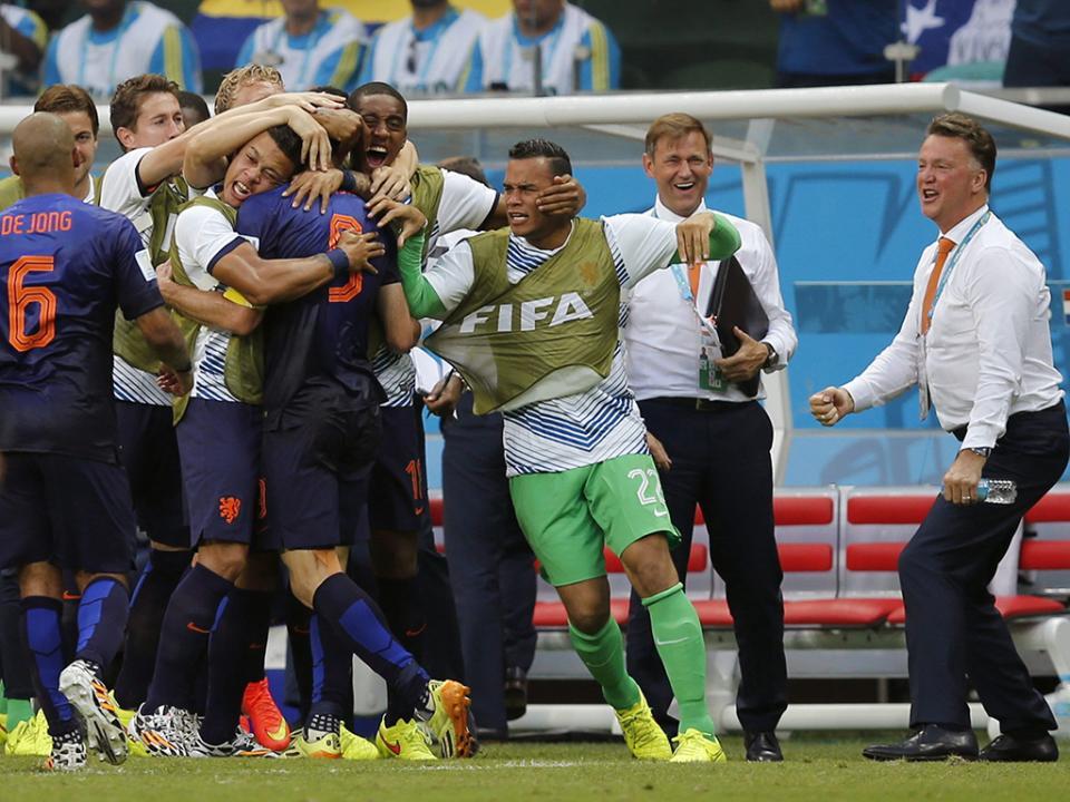 c048f4e2ec Mundial-2014  Espanha-Holanda