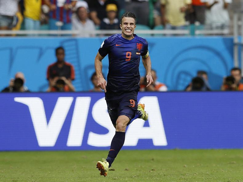 Espanha vs. Holanda (Lusa)