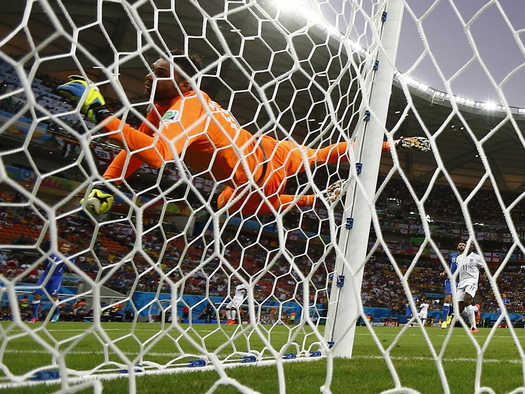 Inglaterra vs. Itália (Reuters)
