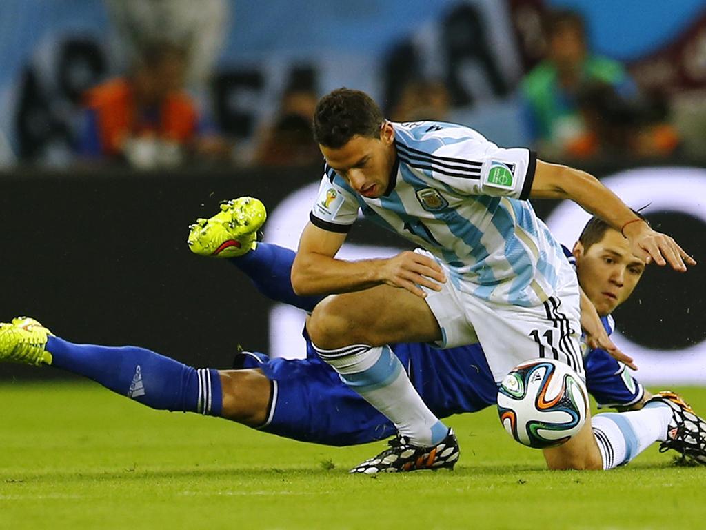 Argentina vs. Bósnia (Reuters)