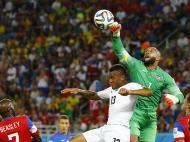 Mundial 2014: Estados Unidos vs Gana (REUTERS)
