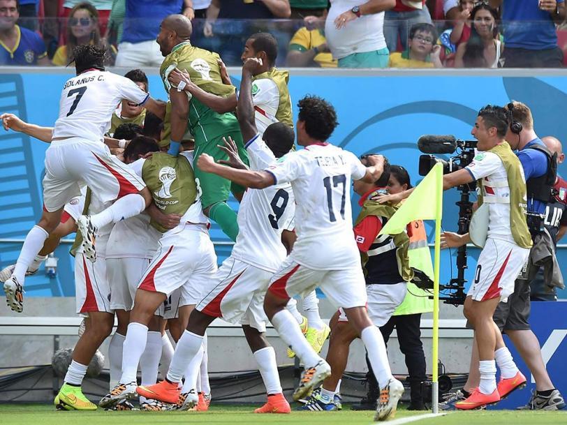 Costa Rica apurada!!