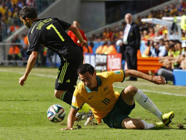 Villa: «Jogaria até aos 55 anos pela seleção»