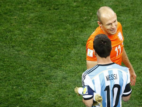 Holanda-Argentina, 0-0, 2-4 gp (crónica)