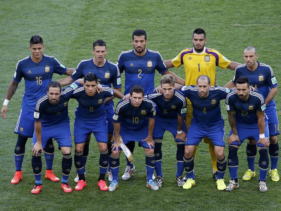 Argentina defronta a Croácia seis dias antes de jogar com Portugal