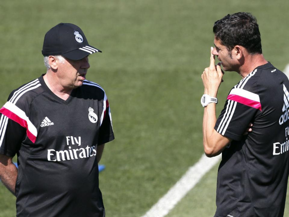 Ancelotti: «Nunca treinaria o Barcelona»