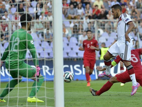 Sub-19: Portugal-Alemanha, 0-1 (crónica)