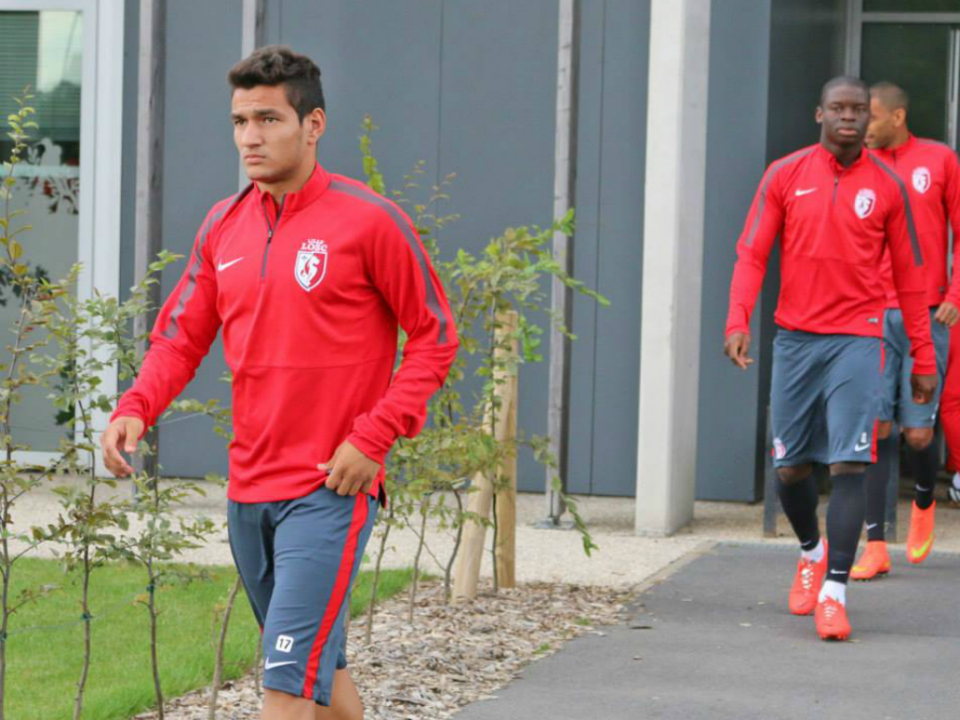 Lille: Rony Lopes voltou aos treinos e sente-se bem
