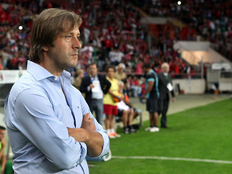 Pedro Martins: «Fizemos o melhor jogo da época»