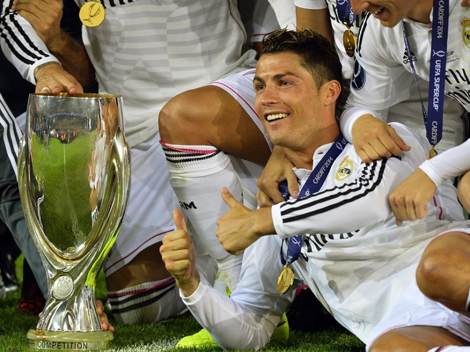 Ronaldo foi eleito o «homem do jogo»: «Estou de volta»