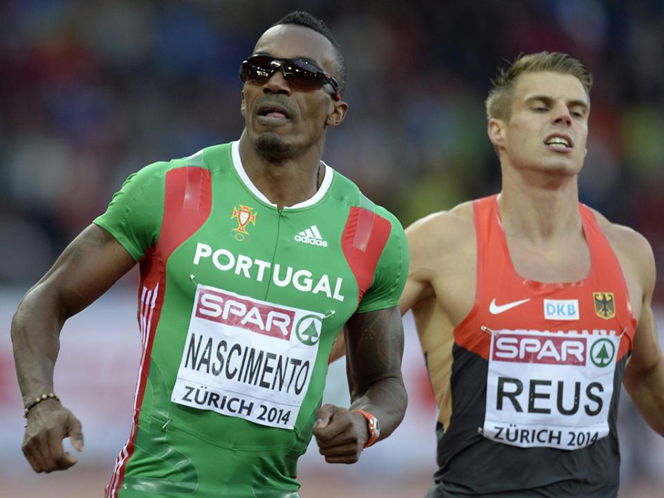 Atletismo: dois portugueses lesionados a dois dias dos 4x100
